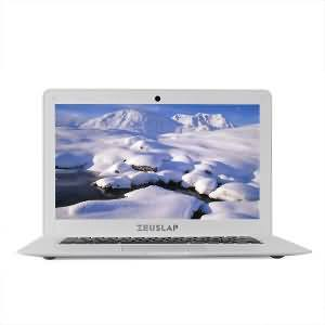 ZEUSLAP 14inch 8gb ram 512gb ssd Intel Pentium win10 1920X1080P FHD cheap Notebook Computer