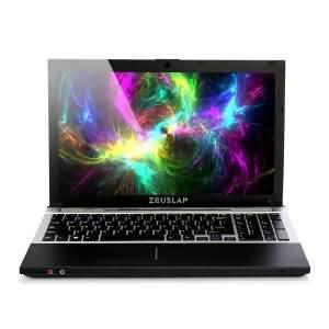 ZEUSLAP 15.6inch intel i7 8GB Ram+2TB HDD 1920x1080 screen Dual Core WIFI bluetooth Windows 10 Notebook