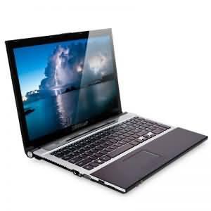 ZEUSLAP-A156 15.6inch 8GB RAM 500GB HDD Intel Quad Core CPU 1920X1080P