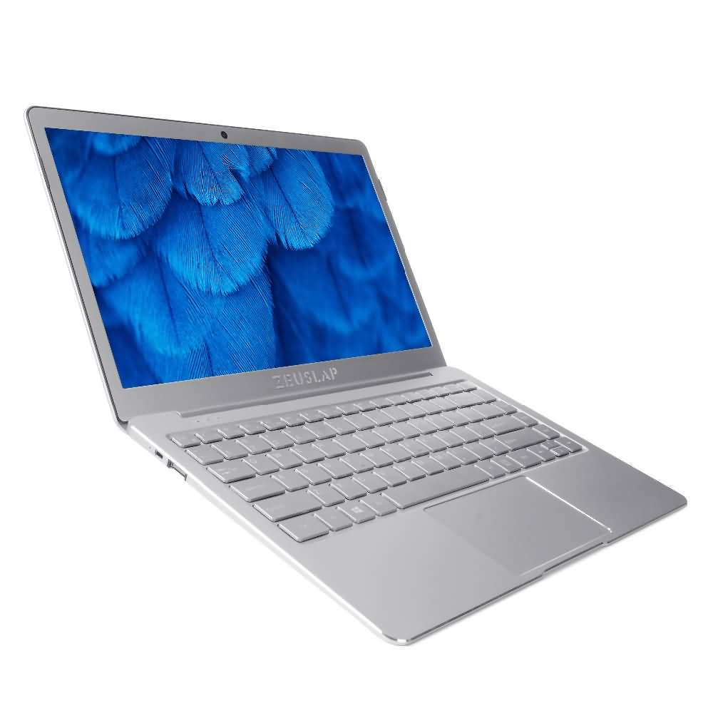 Buy ZEUSLAP 13.3inch 8GB Ram M.2 SSD Quad Core CPU Windows ...
